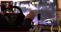 Thrustmaster TSS Handbrake video