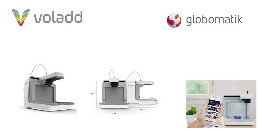 voladd impresora 3d