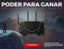 Introducing the XR500 Nighthawk Pro Gaming Router by NETGEAR
