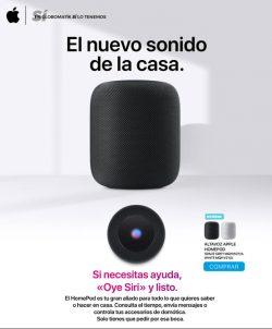 Ya tienes HomePod en Español