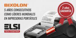 vídeo impresoras BIXOLON