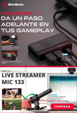 AVerMedia Live Gamer MINI (GC311) Official Trailer