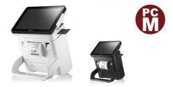 POSBANK DCR™ x86 – Super Compact All-in-One POS Terminal