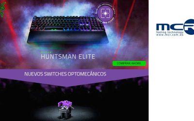 Nuevo teclado Huntsman Elite