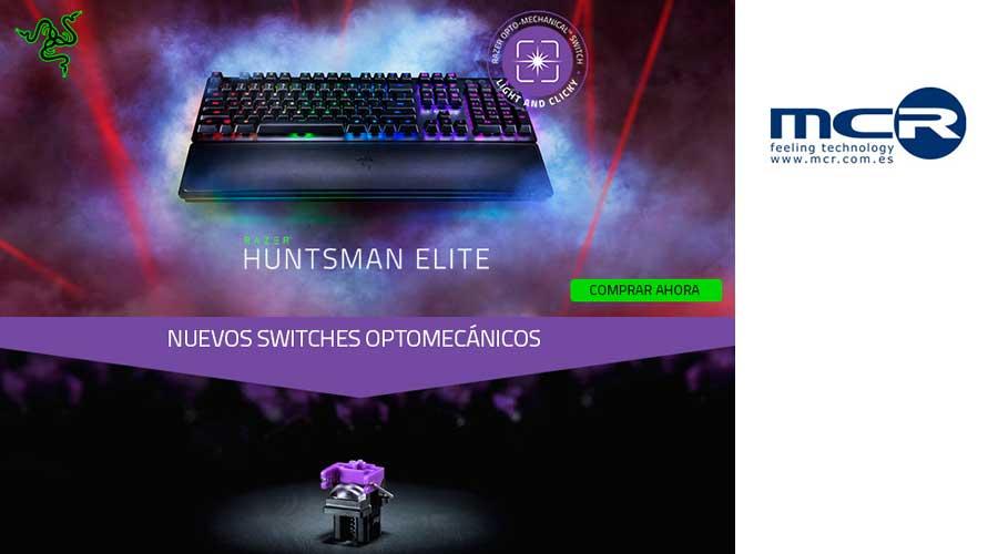 Novedad teclado gaming de Razer