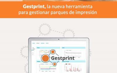 Con Gestprint, gestiona el parque de impresión