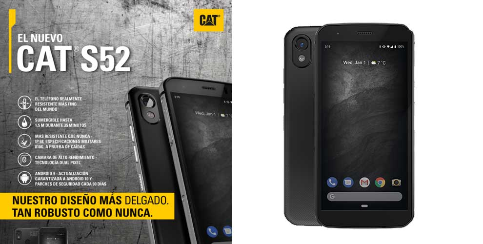 CAT S52 Review