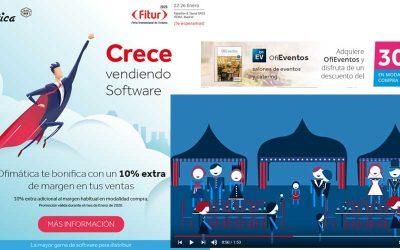 Ofieventos, software para salones de eventos