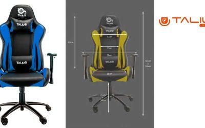 Silla Gaming Talius Lizard: máxima calidad y diseño ergonómico