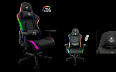 Silla gaming Keep Out XSPRO-RGB en Desyman
