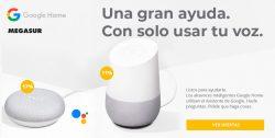 descuentos Google Home
