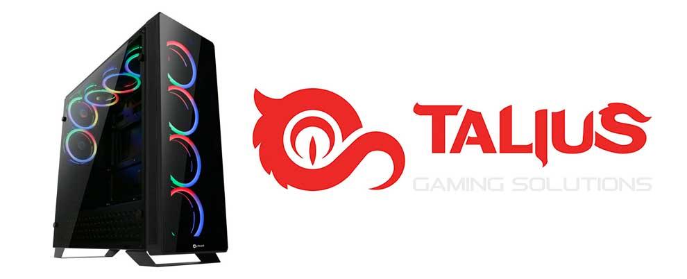 Talius caja ATX gaming Leviathan