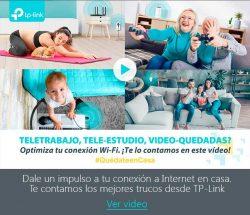 Dale un impulso a tu conexión a Internet en casa