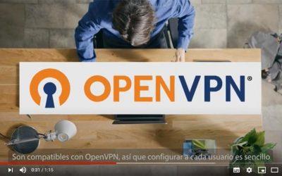 D-Link VPN seguridad acceso teletrabajo remoto router securizado