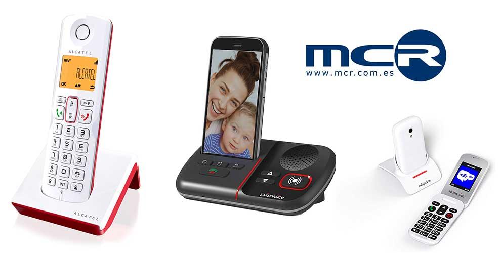 oferta telefonica para mayores en Alcatel