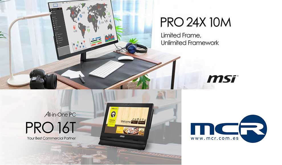 PRO 24X : Super-Slim & Stylish All-in-One PC