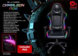 descuento silla gaming Camaleon