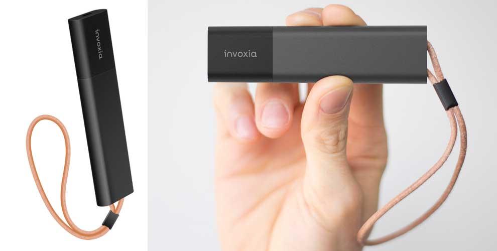 Invoxia GPS tracker, la nueva generación de tracker GPS