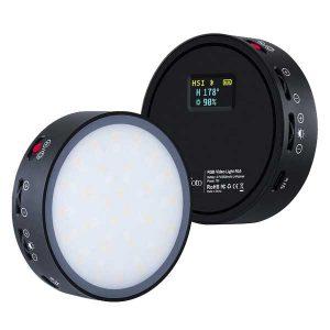 iluminacion led fotografia