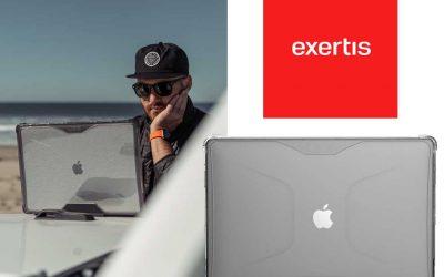 Exertis presenta la Plyo Series Apple Macbook Pro 16″