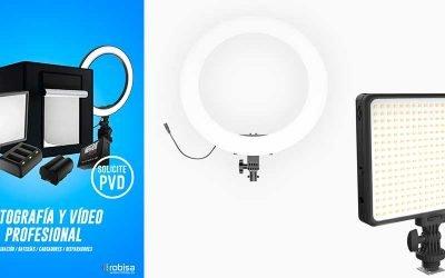 Accesorios Newell de fotografía y vídeo profesional