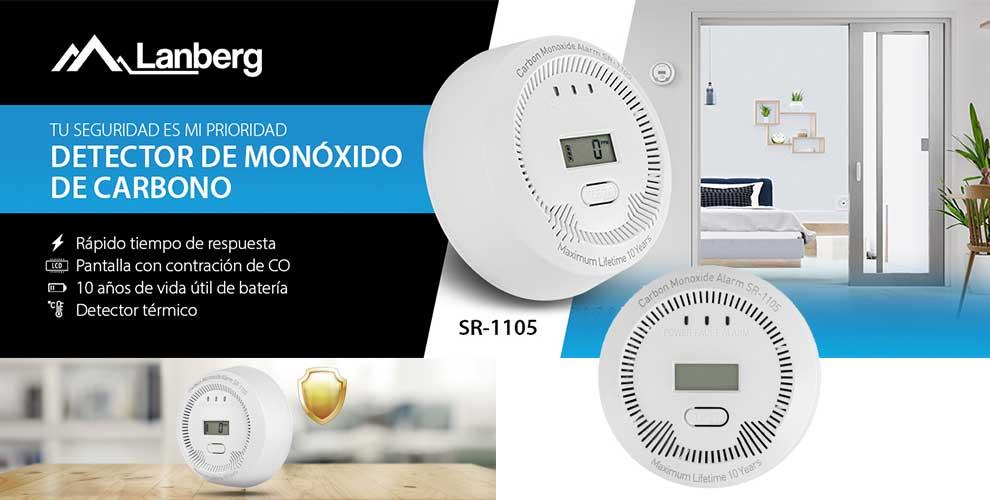 comprar detector CO2