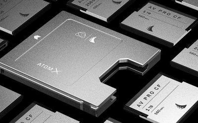 Angelbird lanza AtomX CFast