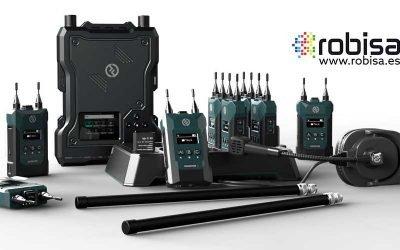 Hollyland Solidcom M1, intercomunicador inalámbrico