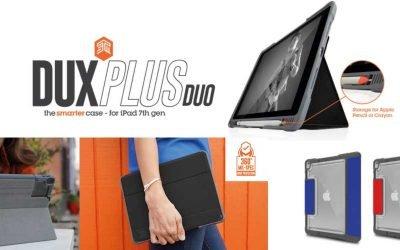 DUX Plus, la mejor protección para tu ipad